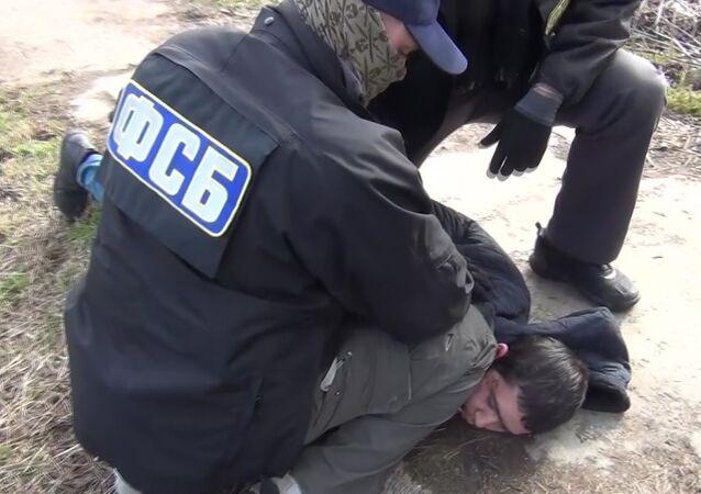 Abror Azimov in stato d'arresto