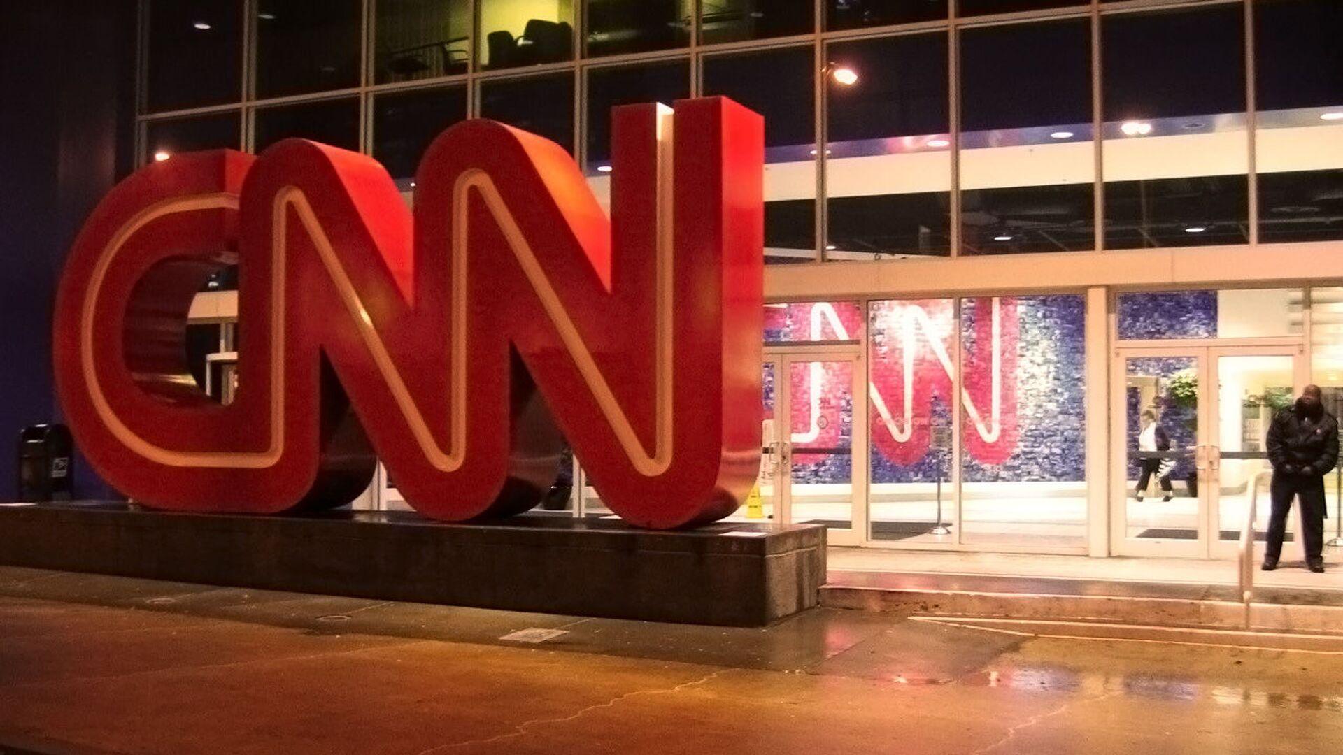 CNN - Sputnik Italia, 1920, 08.06.2021