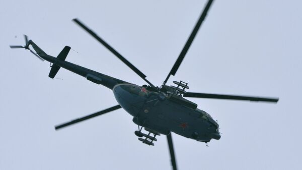 Elicottero Mi-8 - Sputnik Italia