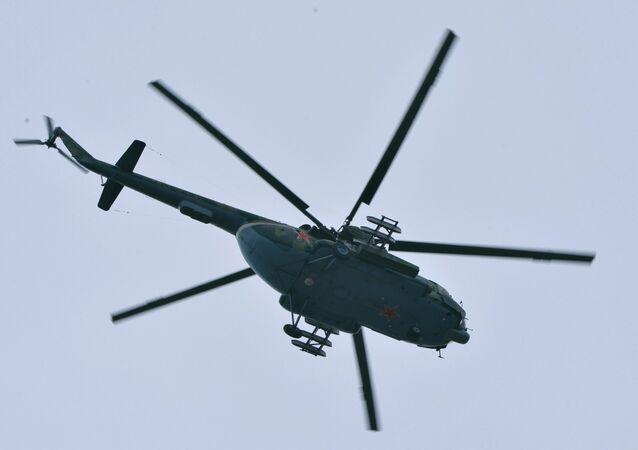 Elicottero Mi-8