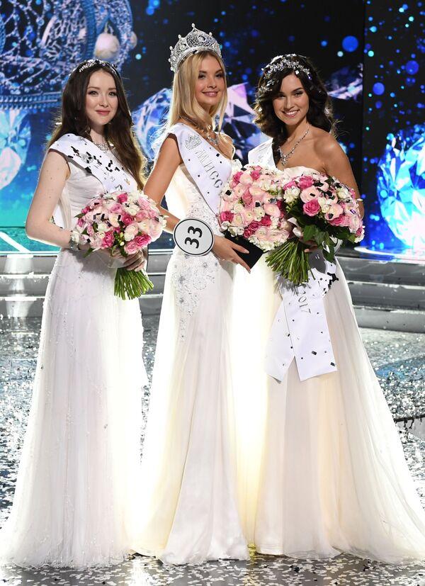 La finale del concorso Miss Russia 2017 - Sputnik Italia