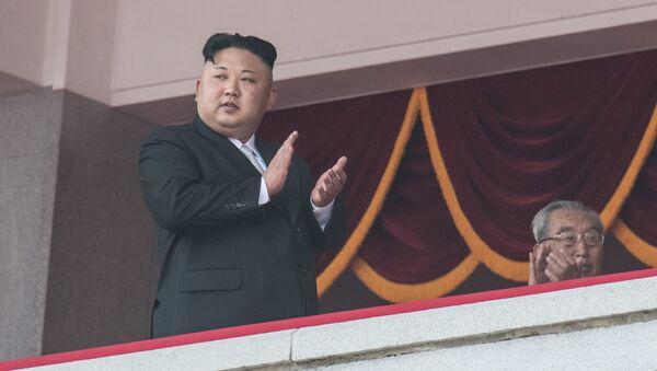 Il capo della Corea del Nord Kim Jong Un - Sputnik Italia