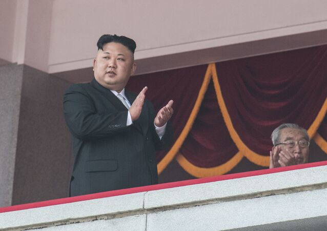 Il capo della Corea del Nord Kim Jong Un