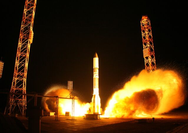 Missile vettore Proton-M