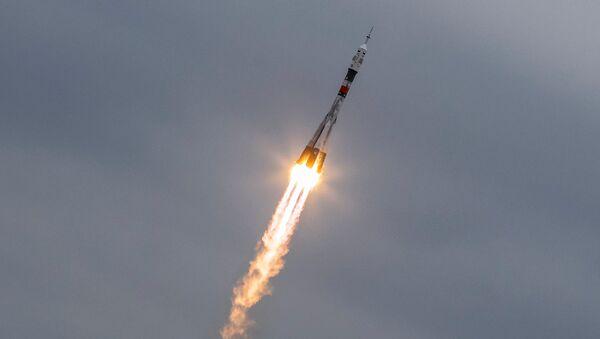 Soyuz MS-02 - Sputnik Italia