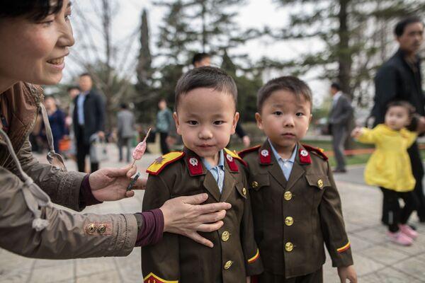 Viaggio a Pyongyang - Sputnik Italia