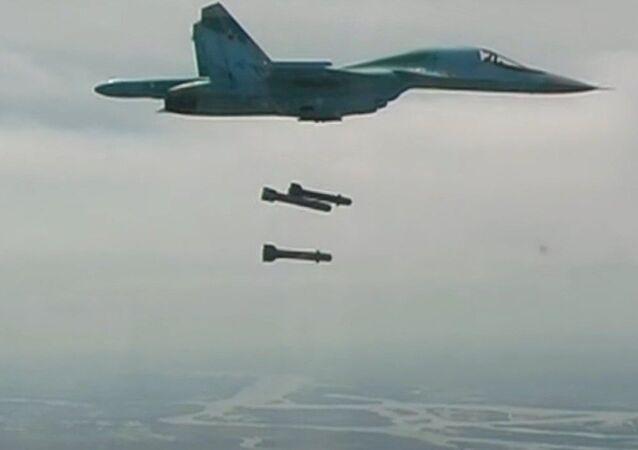 Esercitazioni del Su-34