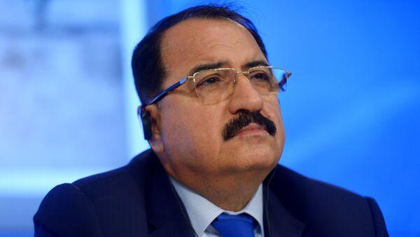 Riad Haddad, Ambasciatore della Siria in Russia - Sputnik Italia