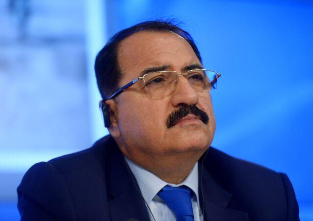 Riad Haddad, Ambasciatore della Siria in Russia