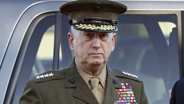 Segretario della Difesa USA (Pentagono) James Mattis - Sputnik Italia