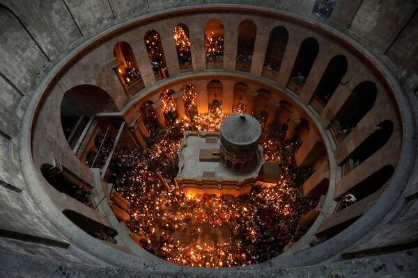 Credenti a Gerusalemme. - Sputnik Italia