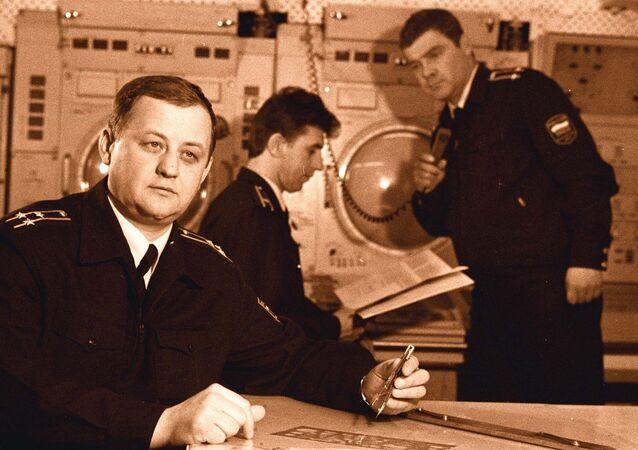 Equipaggio del sottomarino russo Kursk, affondato nel 1999