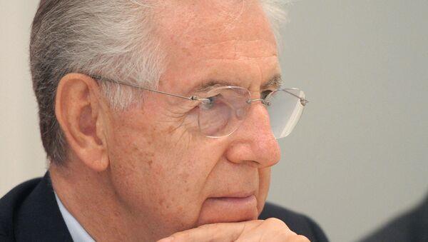 Mario Monti - Sputnik Italia