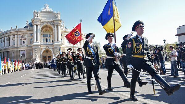Celebrazione del 9 maggio a Odessa - Sputnik Italia