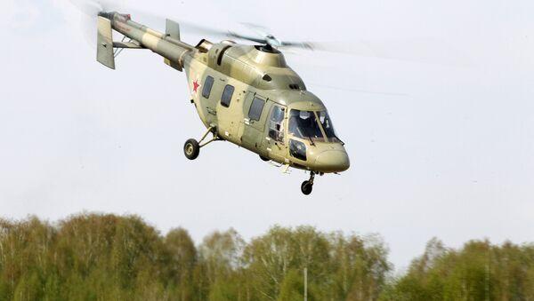 Elicottero Ansat - Sputnik Italia
