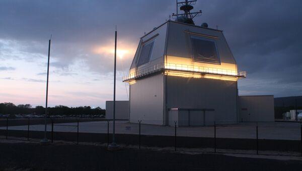Aegis Ashore - Sputnik Italia