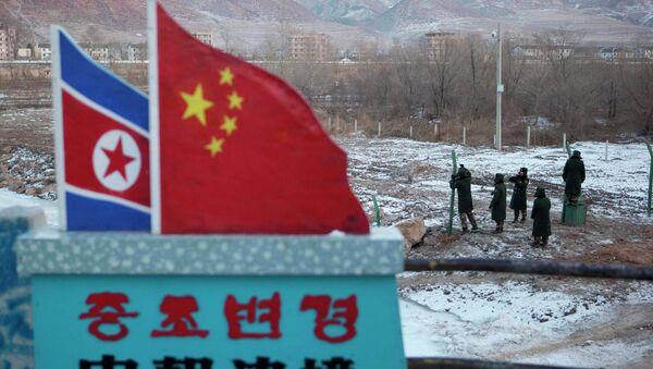 China North Korea Border - Sputnik Italia
