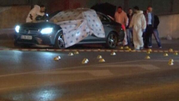 LA macchina nel quale è stato ucciso Karimian - Sputnik Italia
