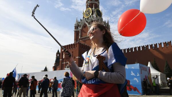 Il Primo maggio in tutto il mondo. - Sputnik Italia