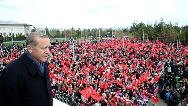 Erdogan, Presidente della Turchia - Sputnik Italia