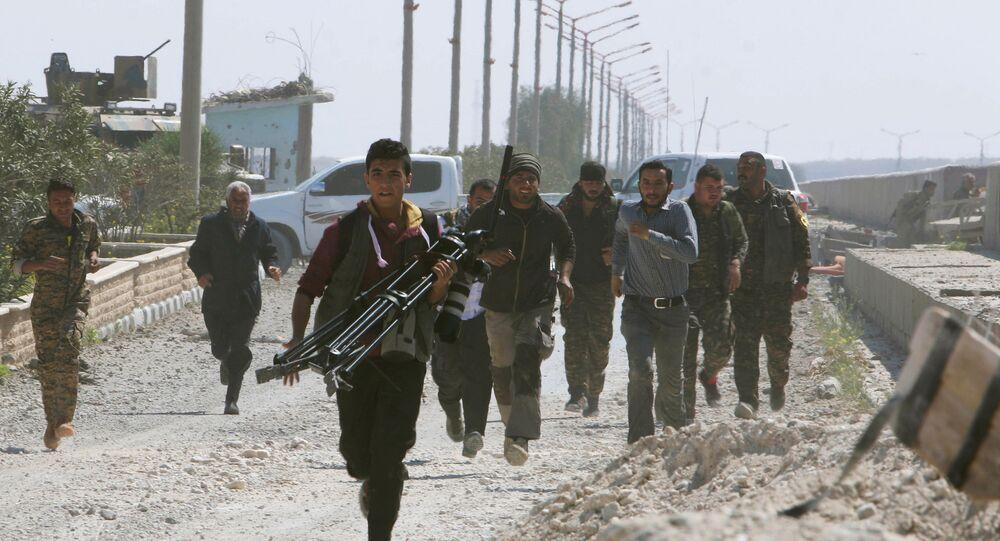 Le Forze Democratiche Siriane hanno liberato parte della città di Tabqa