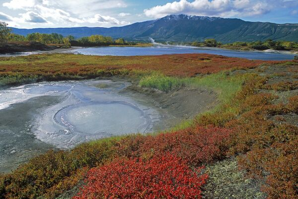 Le meraviglie della natura in Kamchatka - Sputnik Italia