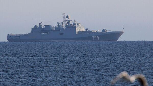 """Fregata """"Admiral Makarov"""" - Sputnik Italia"""