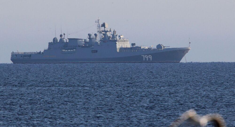 "Fregata ""Admiral Makarov"""