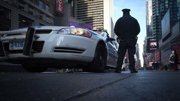 Polizia a New York - Sputnik Italia