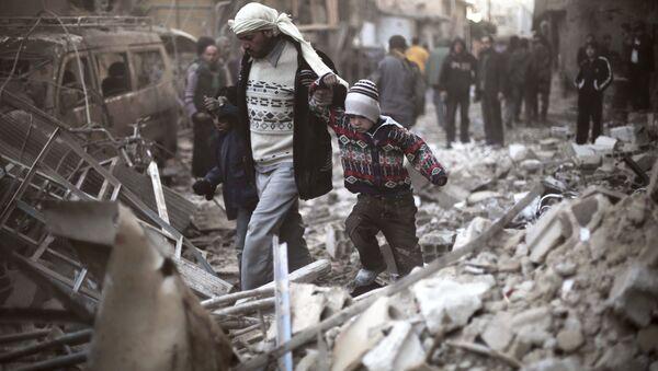 Siria - Sputnik Italia