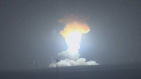 Test missilistico del Minuteman III - Sputnik Italia