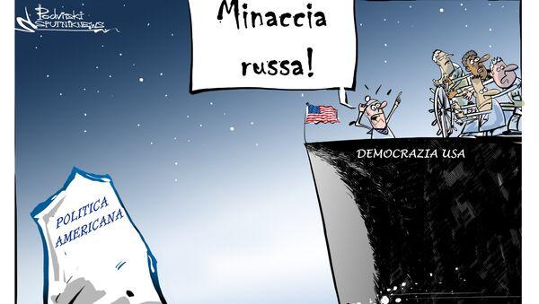 Minaccia russa - Sputnik Italia