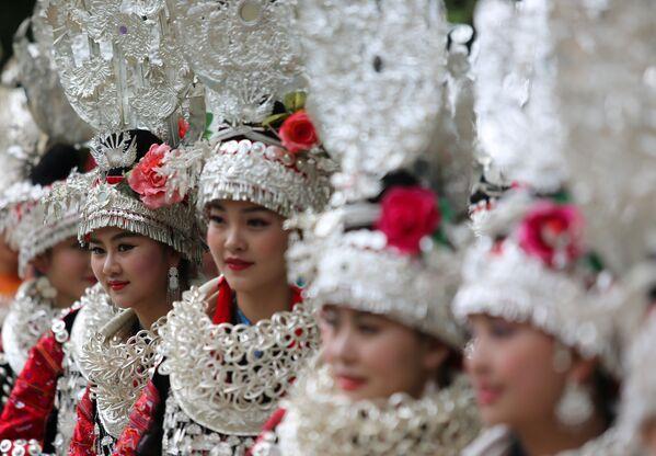 Una terra di tradizioni vibranti: la Cina sconosciuta - Sputnik Italia