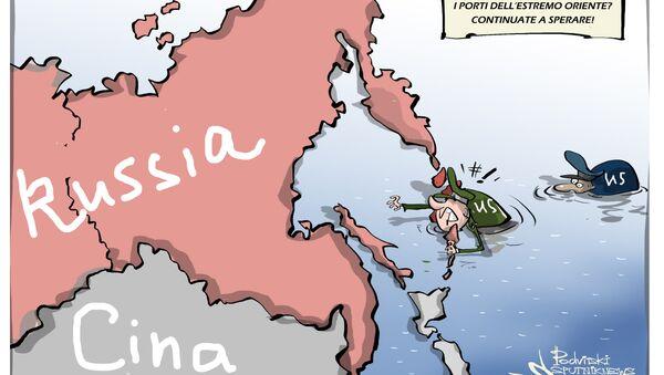 Esperti: idea che gli USA possano assumere il controllo dei porti russi è assurda - Sputnik Italia