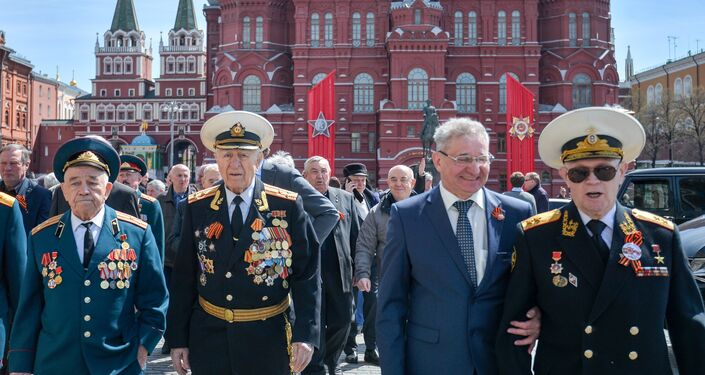Veterani della Grande Guerra Patriottica
