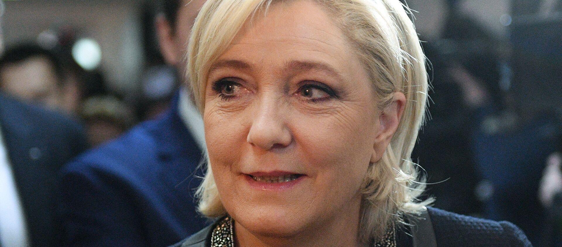 Marine Le Pen - Sputnik Italia, 1920, 03.04.2020