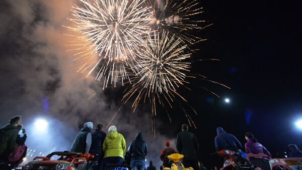 I fuochi d'artificio - Sputnik Italia