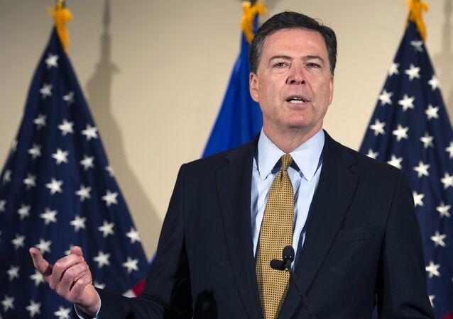 James Comey, ex direttore dell'FBI