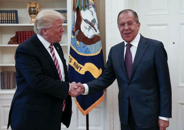 Incontro tra Sergei Lavrov e Donald Trump alla Casa Bianca (foto d'archivio)
