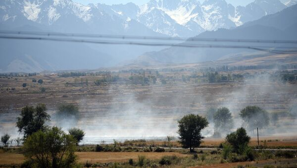 Xinjiang region - Sputnik Italia