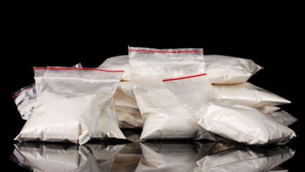 Наркотики в пакетиках - Sputnik Italia