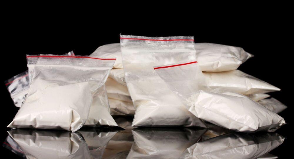 Наркотики в пакетиках