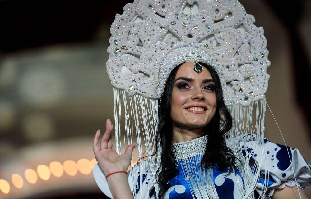 Le finali del concorso Bellezza Russa 2017