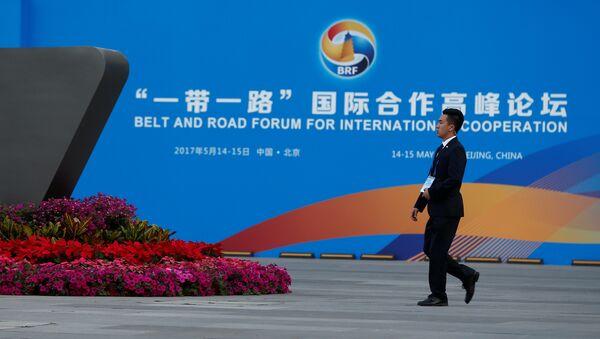 China National Convention Center, forum della Nuova via della seta - Sputnik Italia