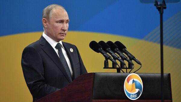 President Vladimir Putin's working visit to China - Sputnik Italia