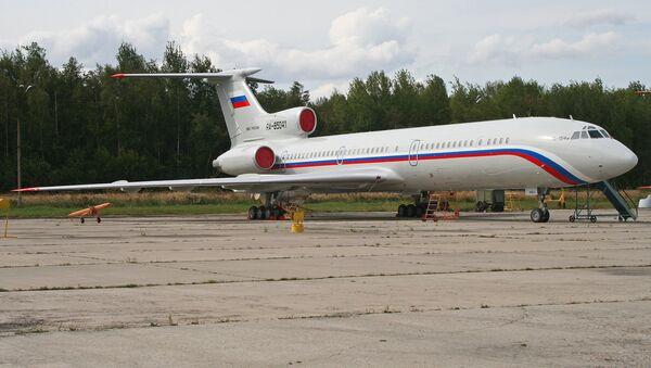 Russian Defense Ministry's Tu-154M - Sputnik Italia
