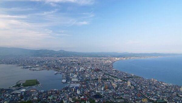 Un séisme est annoncé près de l'île japonaise d'Hokkaido - Sputnik Italia