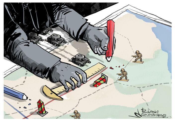 Pericolo dell'abbattimento violento dei regimi