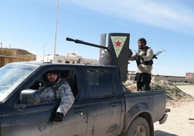 Combattenti dell'ISIS