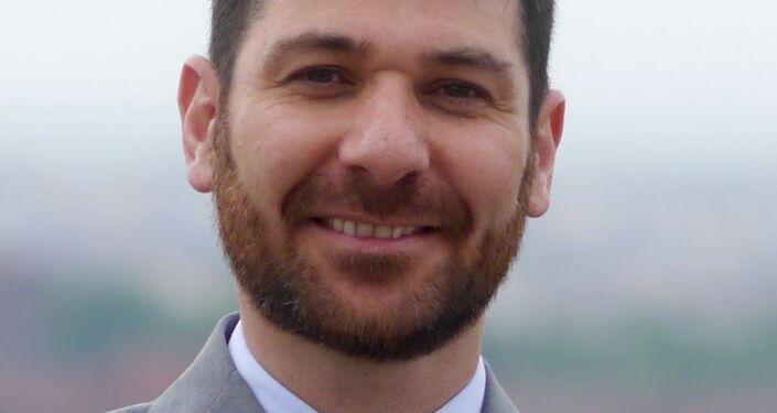Claudio Bertolotti, analista strategico di ITSTIME, centro di ricerca sul terrorismo all'Università Cattolica di Milano